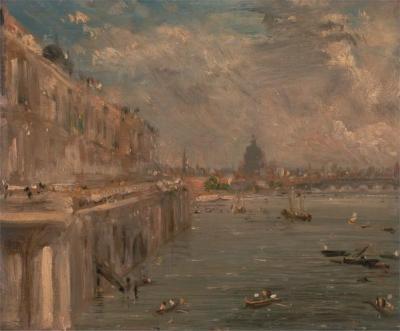 John Constable London 1819