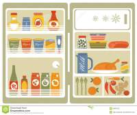 illustration-refrigerator-food-drinks-29899152