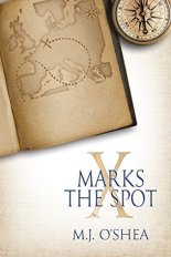 x marks the spot cover
